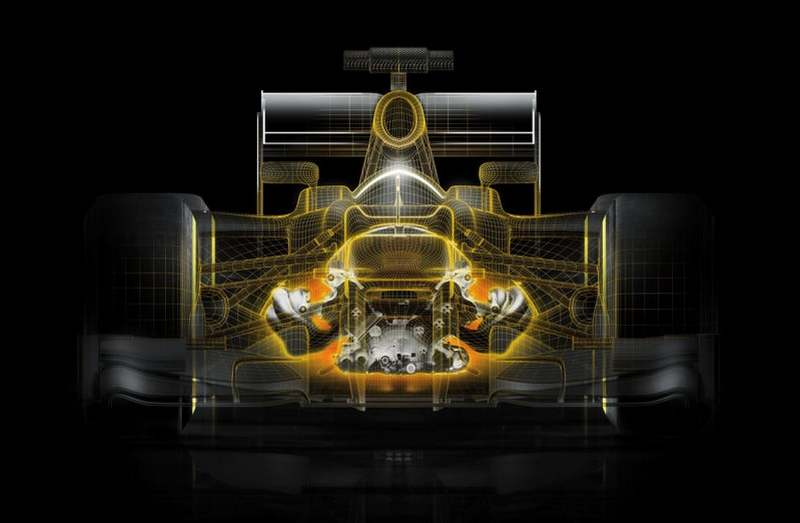 Renault says goodbye to the V8 engine 1