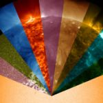 Sun's Rainbow of Wavelengths