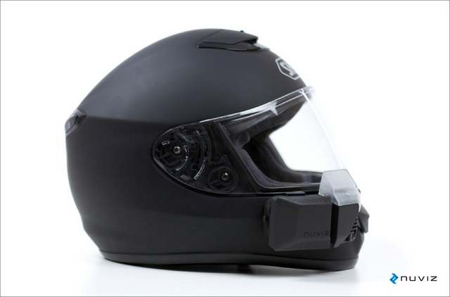 The first Head-Up Display for Helmets (6)