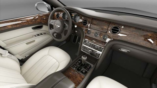 The making of Bentley Mulsanne 2
