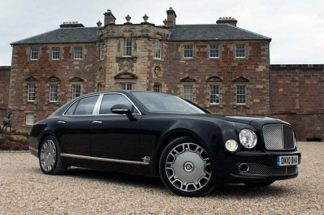The making of Bentley Mulsanne 3