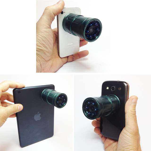 Tiny night vision camera for smartphone (2)