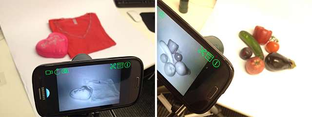 Tiny night vision camera for smartphone (1)