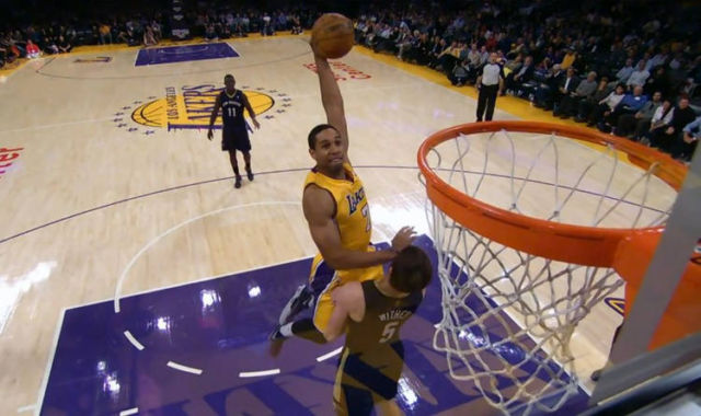 Top 10 NBA Dunks of 2013