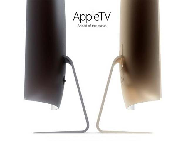 Two Apple iTV concepts (2)