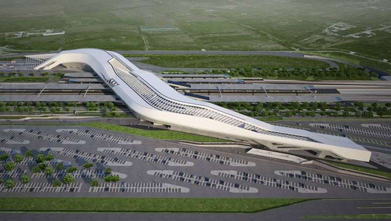 Afragola high speed train station in Naples by Zaha Hadid (8)