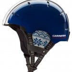 Carrera's Foldable Helmet for snow