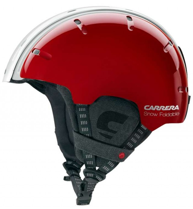 Carrera's Foldable Helmet for snow 2