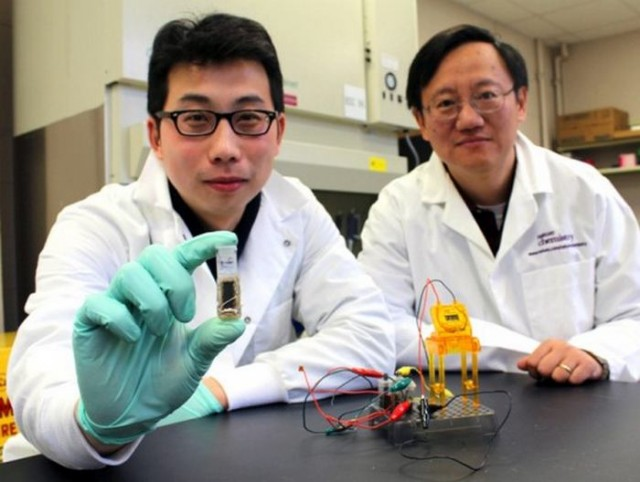 Cheap, Biodegradable Sugar Batteries