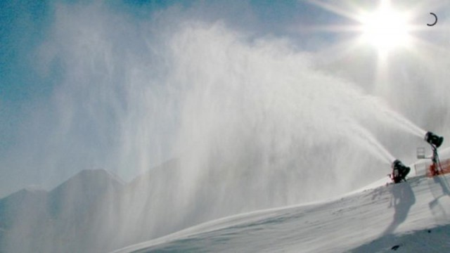 Creating snow for the Winter Olympics (4)