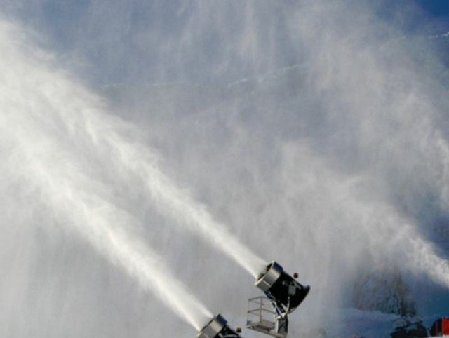 Creating snow for the Winter Olympics (3)