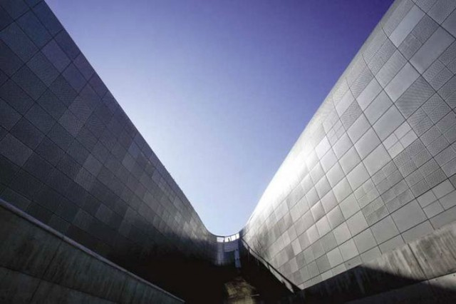 Dongdaemun design Park and Plaza opening soon (1)