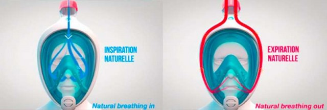 Easybreath snorkel mask 3