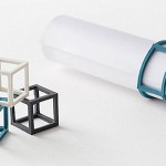 Elastic cubes replace rubber bands