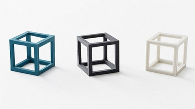 Elastic cubes replace rubber bands 2