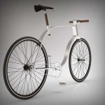 Flat Frame Bicycle