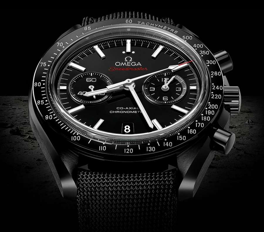 OMEGA Speedmaster Dark Side of the Moon (18)