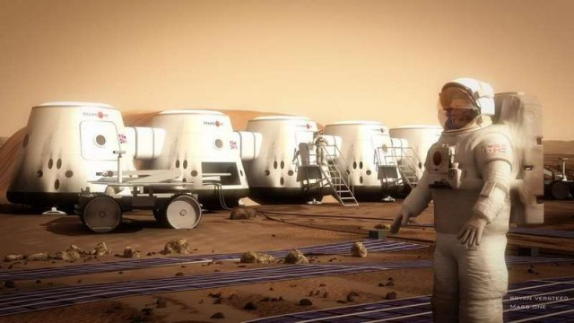Mars One astronaut selection will be a Reality Show 1