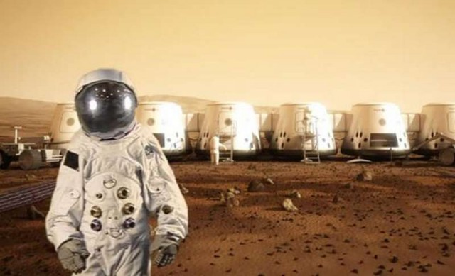 Mars One astronaut selection will be a Reality Show