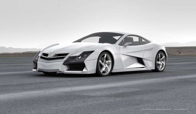 Mercedes Benz SF1 concept (2)