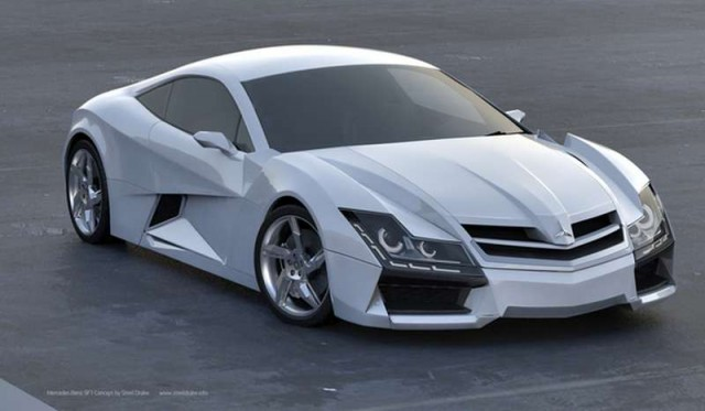 Mercedes Benz SF1 concept (9)