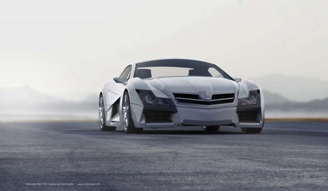 Mercedes Benz SF1 concept (8)