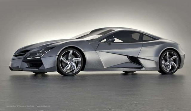 Mercedes Benz SF1 concept (4)