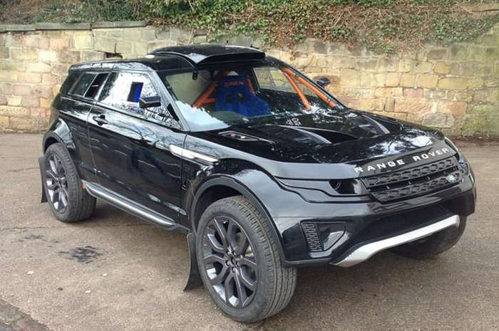 milner lrm 1 range rover evoque wordlesstech. Black Bedroom Furniture Sets. Home Design Ideas