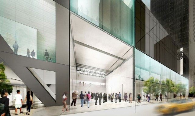 MoMA expansion by DS+R replaces Folk Art Museum 1