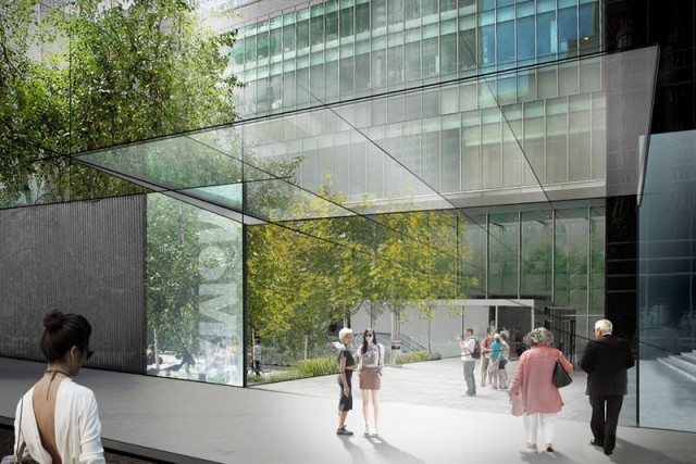 MoMA expansion by DS+R replaces Folk Art Museum 2