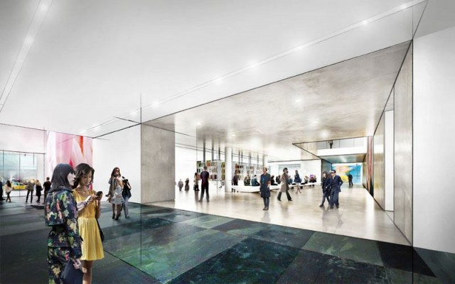 MoMA expansion by DS+R replaces Folk Art Museum 3