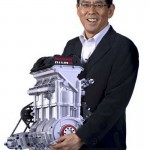 Nissan's Engine small enough to Carry