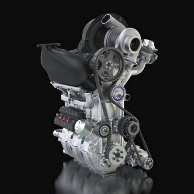 Nissan's Engine small enough to Carry (6)
