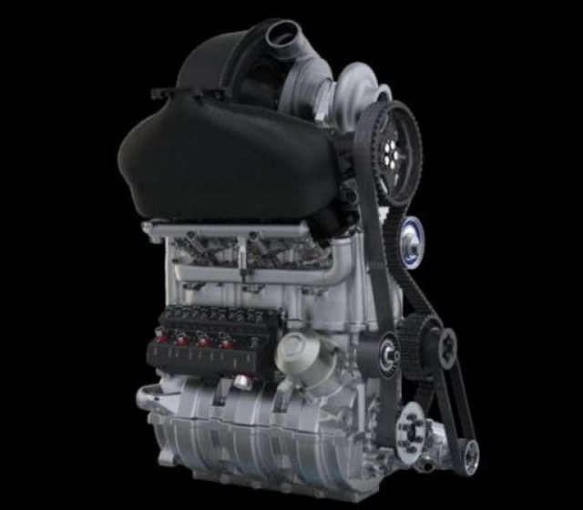 Nissan's Engine small enough to Carry (3)