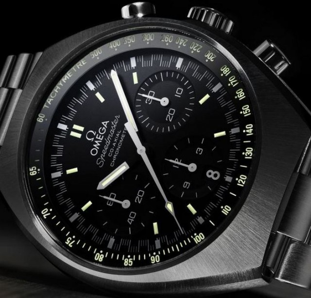 Omega Speedmaster Mark II 2014 1