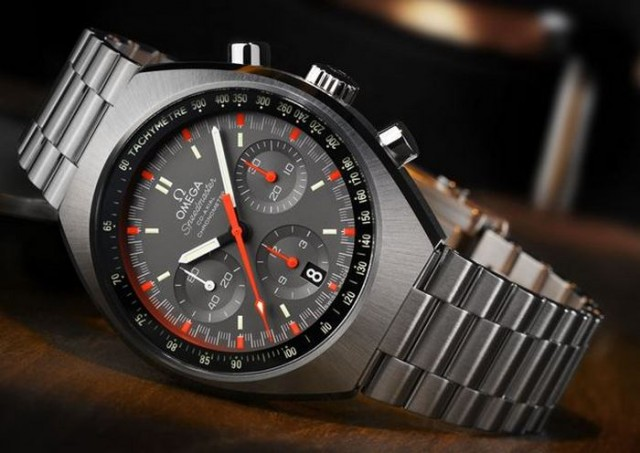 Omega Speedmaster Mark II 2014 (3)