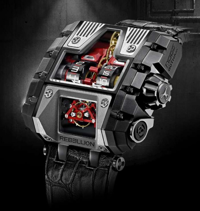 Rebellion T-1000 Gotham Watch 1