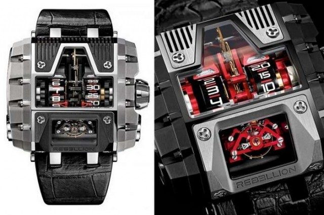 Rebellion T-1000 Gotham Watch (2)