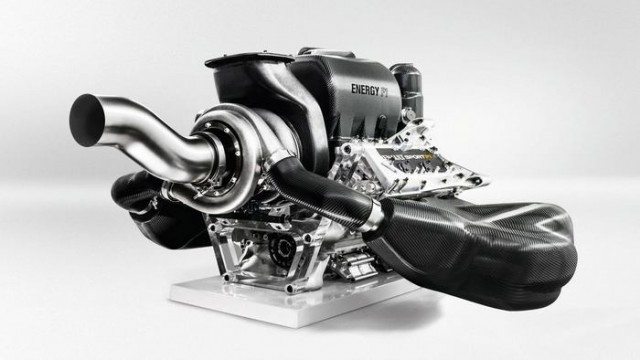 Renault state of the art Formula one Engine  2
