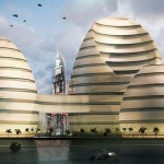 Revolutionary Organic Cities project in the UAE