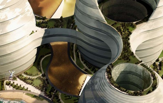 Revolutionary Organic Cities project in the UAE (7)