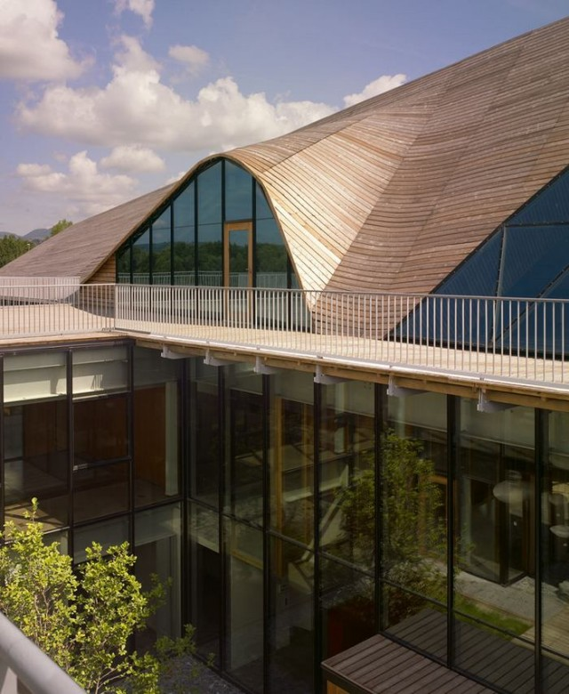 Rossignol's global headquarters in France (5)