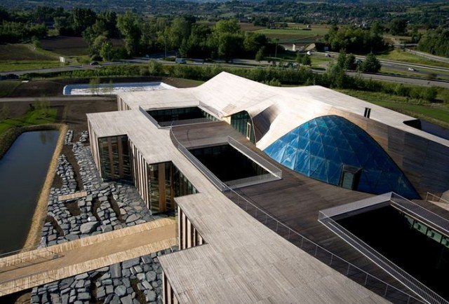 Rossignol's global headquarters in France (2)