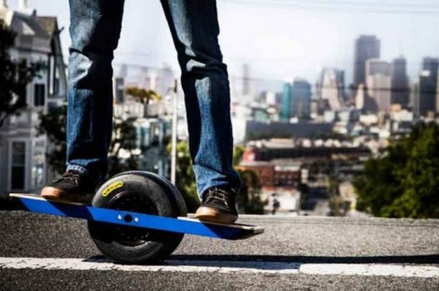 Self-Balancing Onewheel Electric Skateboard (4)