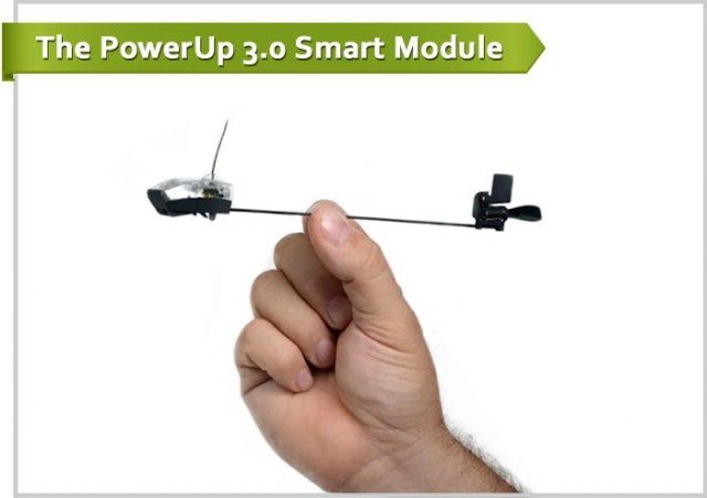 Smartphone Controlled Paper Airplane (3)