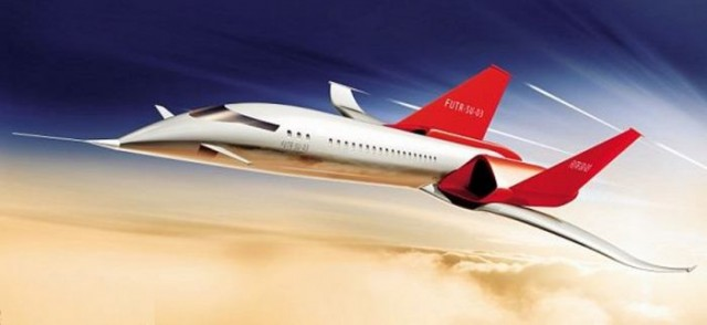 The future of air travel will be Supersonic 1