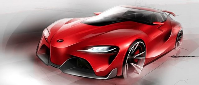 Toyota FT-1 concept (2)
