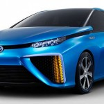 Toyota Fuel Cell concept