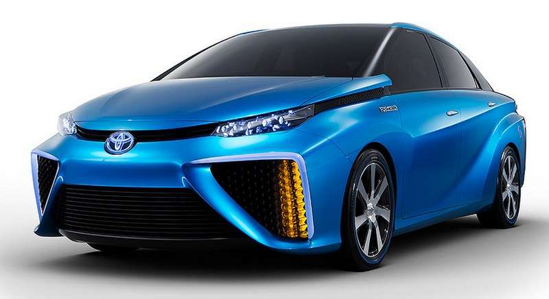 Toyota Fuel Cell concept (5)