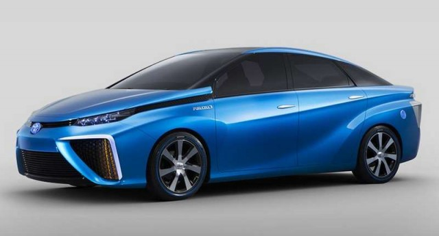 Toyota Fuel Cell concept (4)